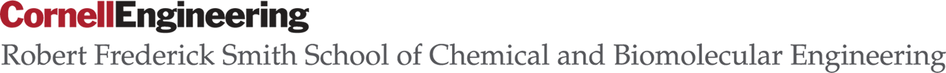 School of Chemical and Biomolecular Engineering